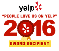 Naperville Foot Doctor Yelp Award